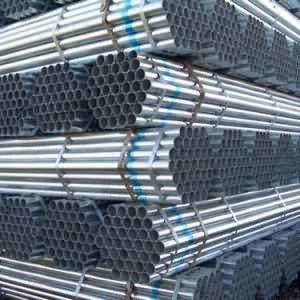 Hot galvanizzati Steel Pipe