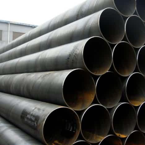 ERW/LSAW Welded Steel Pipe