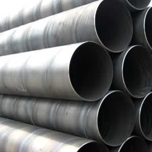 SSAW welded, Irin Pipe
